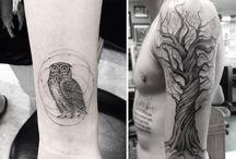 Tatuajes | Geométricos