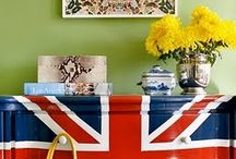 My British Obsession / by Alysia Campbell