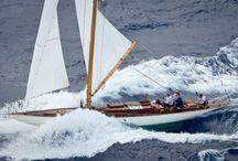 Boat Sail Classic / Classic Design