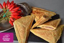 Paleo receptek / Recepek az egészséghez és a fogyáshoz