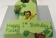 Jungle themed party for kids