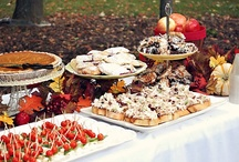 Fall food/party ideas
