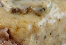 Pork Chop-Steak Recipes / Pork Chop and Pork Steak Recipes _ A Pork Chop is a chop of pork (a meat chop) cut perpendicularly to the spine of pork and usually containing a rib or part of a vertebra, served as an individual portion. > Pork Steaks, sometimes referred to as a Boston butt or pork blade steak, are steaks cut from the shoulder of the pork. (Wikipedia) > SEE: PORK @ https://www.pinterest.com/singingpines/pork/ / by Singing Pines