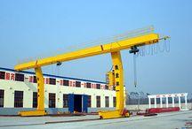 factory price gantry crane hoist for sale