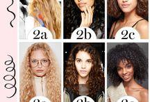 Włosy - typy, pielęgnacja