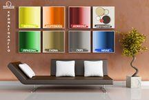 TETRALUX / Νέες χρωματικές προτάσεις απο την Βιομηχανία Χρωμάτων TETRALUX