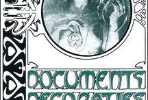 Alphonse Mucha - Documents Décoratifs / Documents Décoratifs