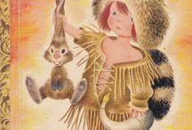 Golden books / by Janet Lindemuth-Brinkman
