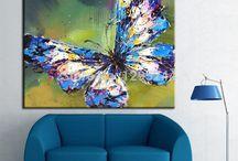 Huge canvas ideas!