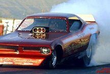 Funny Car Fever / by Bob Nielsen