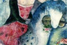 Chagall / by George Care