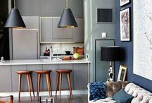 Cool interior colour palettes