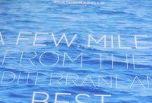 BEST ANCHORAGE / A few miles from #Mediterranean's best