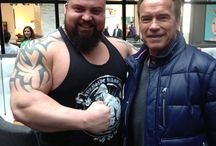 ASEA Celebrity Athlete / The Day ASEA Sponsored athlete Eddie Hall Met the Terminator Arnold schwarzenegger ASEA UK   More Info www.UKSM.TeamASEA.com