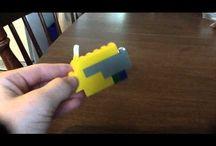Alex's Lego tutorials / by kendra Petty