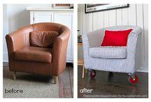 Καρέκλες Καναπέδες Σκαμπό
