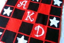 crochet - free patterns - afghans