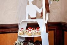 Wedding Cakes & Cupcakes! / Unique Wedding Cakes & Cupcakes that I found on Pinterest