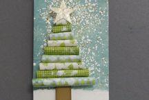 su christmas tags / by Lavinia Dow