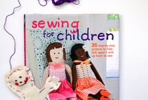 Sewing, weaving and felting with kids