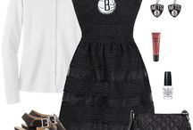 Nets Inspired Fashion / by Brooklyn Nets