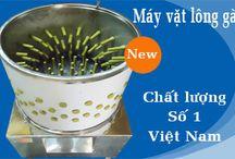 Máy vặt lông gà Minh Huy