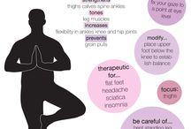 My fav Hatha Yoga Poses