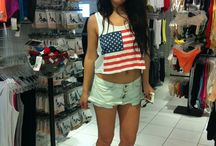 American Apparel... / I love this outfit ... American Apparel ...