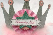 Princess / Ballerina Party Ideas / Check out this board for fun princess / ballerina party inspiration.
