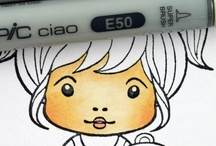 copic i inne