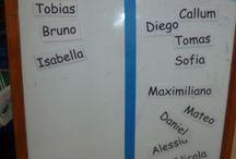Preschool Names