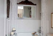 Rustic Bathrooms / Rustic bath decor