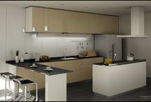 Fitted kitchens / Look into our beautiful kitchen designs http://www.fittedwardrobesandbedrooms.co.uk/fitted-kitchen…/