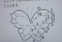 Farfalle chiacchieino