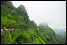 Scenic Monsoon Drives / Looking for a road trip or a scenic drive during the monsoon?