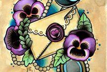 ~ Beautiful/pretty Ink ~
