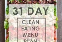 Menu Plans / Full and sample menu plans for every healthy lifestyle!