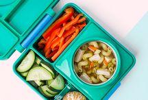 Omiebox Ideen / Lunch Ideas