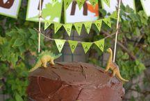 Henry Birthday Cakes