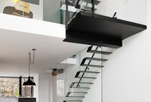Stair case / gallery specific