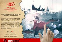 TurlBook / With a TurlBook the magical book is finally real. Step into the story of an eBook with interactive 360° cinematic illustrations.