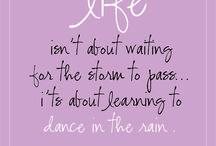 quotes / by Lauren Rourke