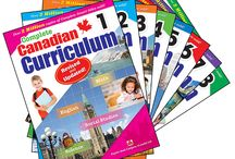 Canadian Curriculum Workbooks / Children's workbooks for the Canadian Curriculum from Kindergarten to grade 9, published by in Canada by Popular Books