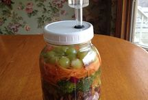 LD's: Fermented & Pickled / Fermentation and pickling/canning recipes. / by Laura Markworth Downing