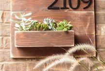 DIY κατασκευές με ξύλο