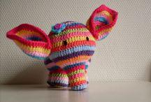 Crochet / Artigos de crochet para inspiração