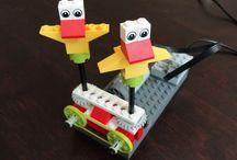 Lego WeDo Projects / Εργασίες με τα Lego WeDo και το Scratch για μαθητές δημοτικού
