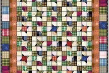 Quilts---Mens Shirts & Plaids / by Sue Dodge