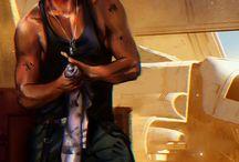 Reyes Vidal:Mass Effect