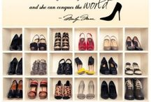Shoess...レ O √ 乇 ♥ / ❤️Give a girl the right shoes and she'll conquer the world ❤️